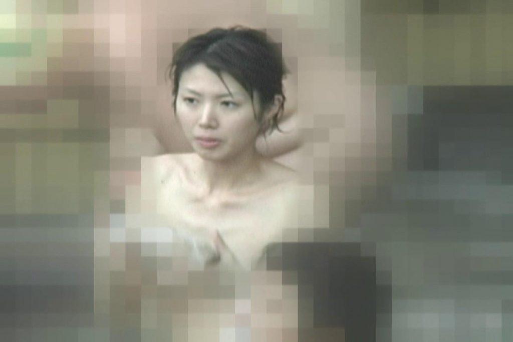 Aquaな露天風呂Vol.856 露天風呂   盗撮  74連発