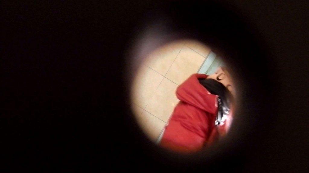 【世界の射窓から】世界の射窓から vol.1後編 洗面所   OLのエロ生活  60連発