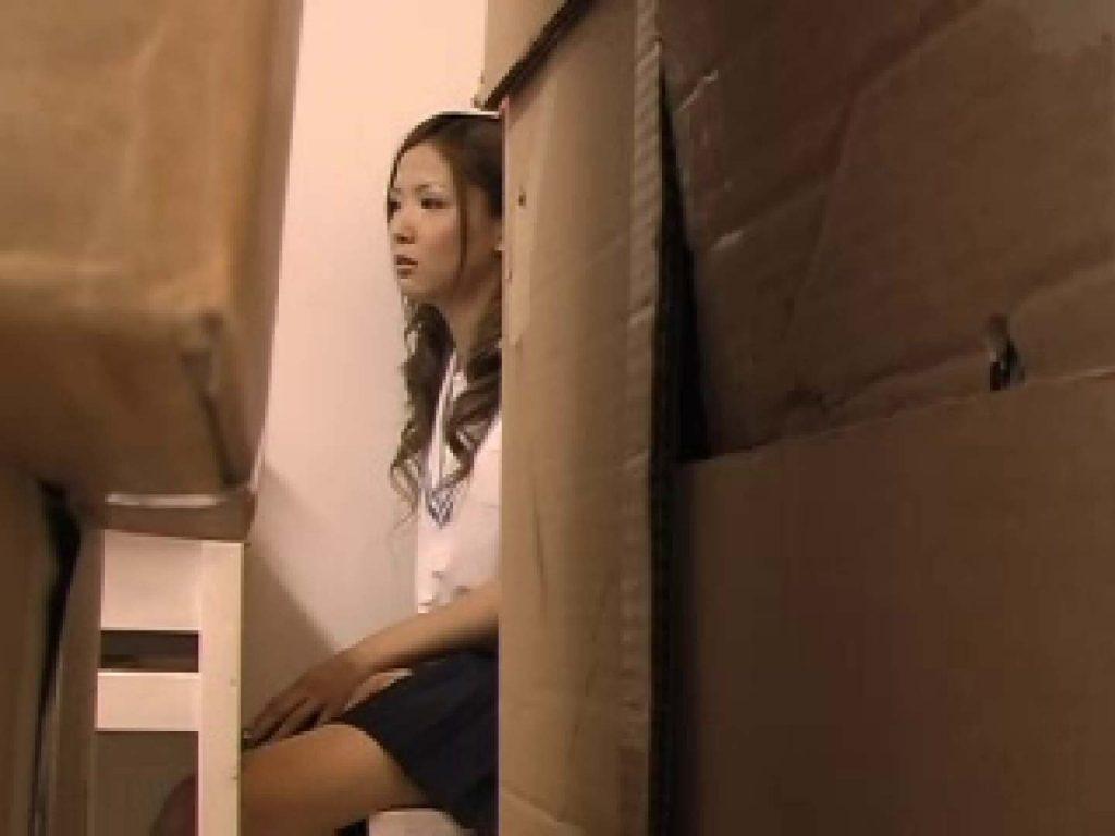 万引き制服女子 折檻調教vol.1 制服 | OLのエロ生活  69連発