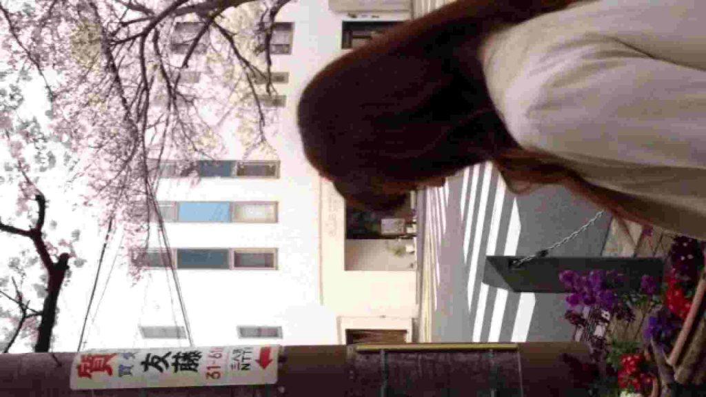 23(19日目)桜を見ながらお散歩 覗き   おまんこ  51連発